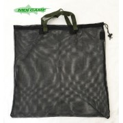 "MDI Game Draw Cord Trout Bass Mesh Bag 24"" x 20"""