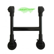 MDI Carp Fishing Carp Bedchair Support Leg -Double