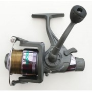MDI Carp FS-5000 Freespool Fishing Reel (Baitrunner) Pre-Loaded with 15lb Line