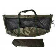 MDI Carp Deluxe Floating Folding Carp Fishing Weigh Sling 123x60cm with Carry Pouch