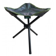 MDI Carp Camo Stalking Stool Seat Carp Fishing Shooting Festivals Camping with Case