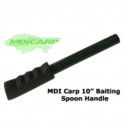 "MDI Carp Baiting Spoon Handle 10"" (25cm)."
