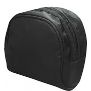 MDI Match Black Zip Reel Case - Medium (Size 16x16x8cm)