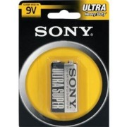 Sony ULTRA Heavy Duty 9V Battery