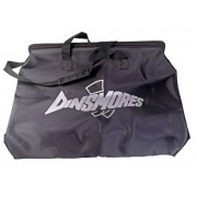 Dinsmores Zipped Black Double EVA Keepnet/Stink bag with Shoulder & Hand Strap