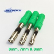 MDI Match Lunch Punch Set 6mm, 7mm and 8mm