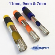 MDI Match Lunch Punch Set 7mm, 9mm and 11mm