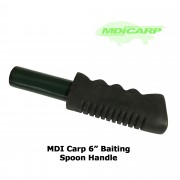 "MDI Carp Baiting Spoon Handle 6"" (15cm)."