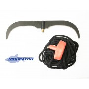 "MDI Match 9"" Double Weed Cutter with 5m Lanyard"
