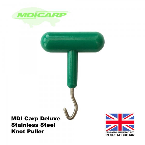 MDI Carp Deluxe Knot Puller, All Styles of Fishing (Saltwater proof)