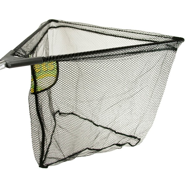 Dinsmores Folding Triangular Fishing Landing Nets with Net Bag 18in