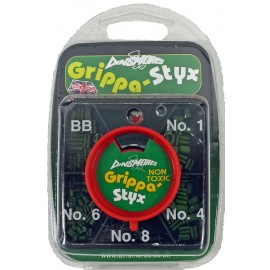 Dinsmores Non Toxic Green Grippa - Styx 5 Division Shot Dispenser BB, No1, 4, 6, 8